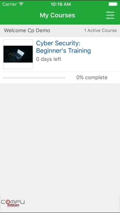 Cyber Security Training screenshot two