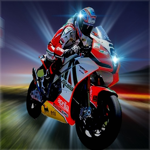 Adrenaline Formula on Motorcycle - Explosive High Speed Race icon