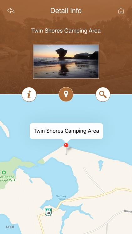 Prince Edward Island Camping Guide screenshot-3