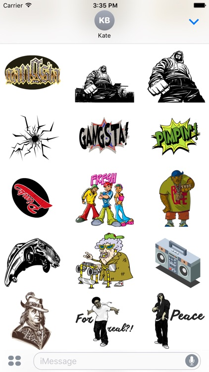 Urban Stickers