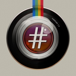 Hashtags statistics for Instagram