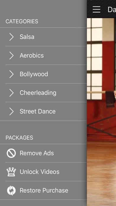 ダンスワークアウトビデオ無料 screenshot1
