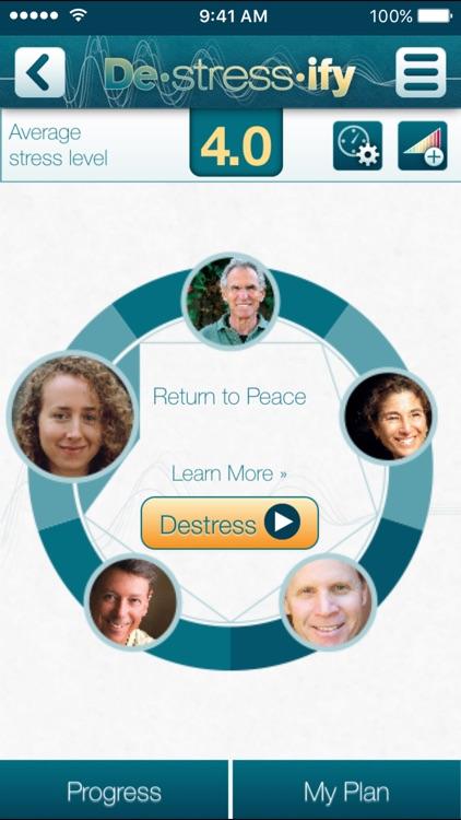 DeStressify Stress Relief