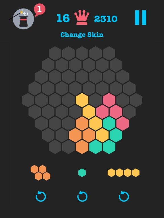 Скачать игру 10/10 Hex Fit - Block Puzzle Hexagon Brick Mania