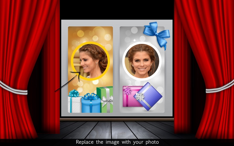 Birthday - Frames Templates for Photoshop for Mac