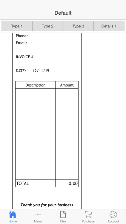 Sales Receipt screenshot-1