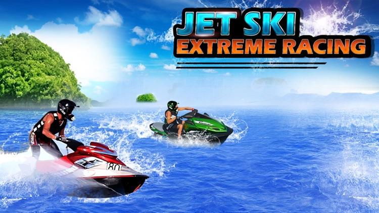 Jetski Extreme Racing (3d Race Game / Games) screenshot-0