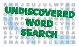 Undiscovered Word Search