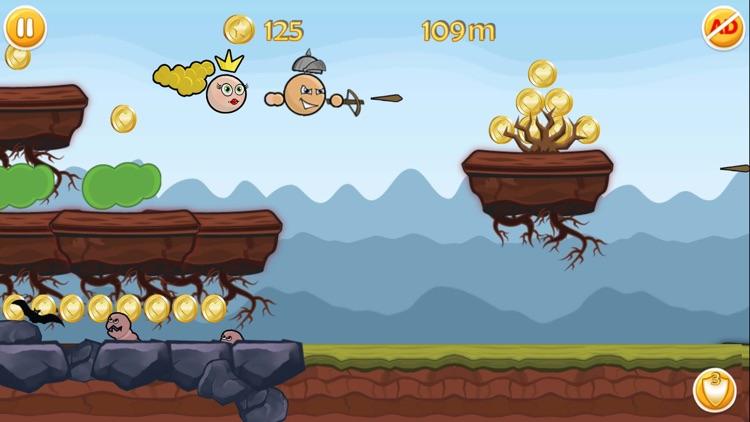 Princess Escape - Brave heroes vs. Evil dragons screenshot-0