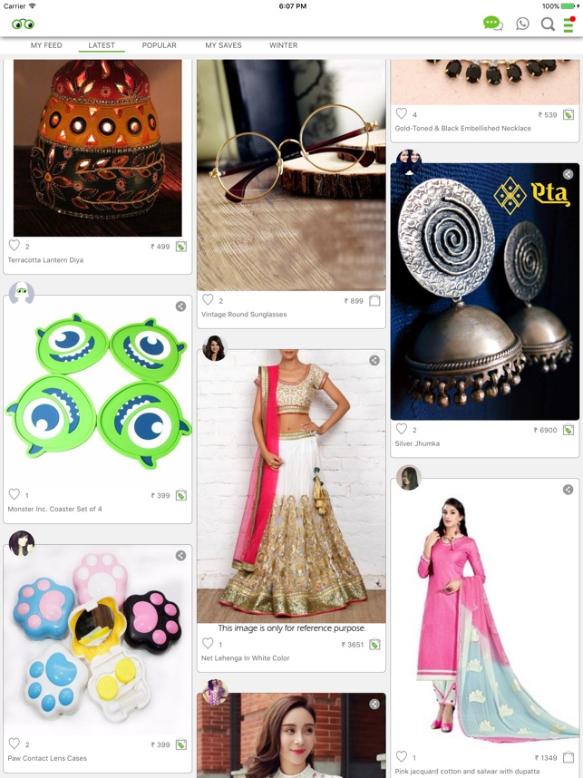 074b533c173  cooliyo-Womens Online Shopping India on the App Store