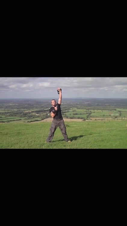 Kettlebell Strength Workout screenshot-4