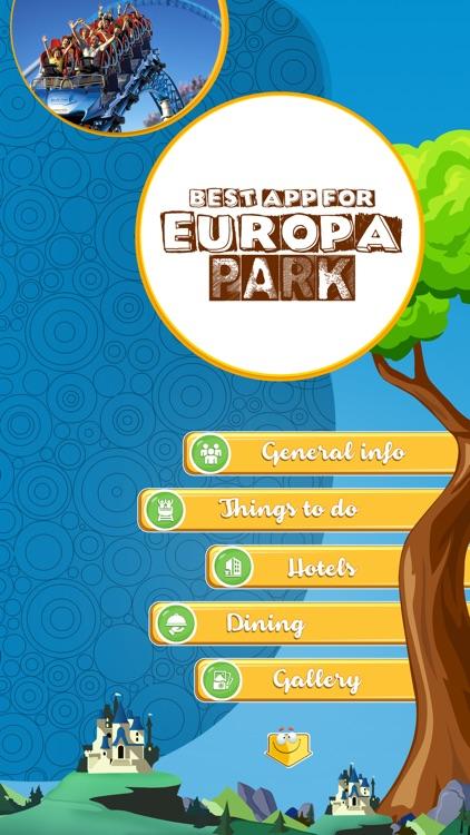 Best App for Europa-Park