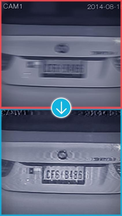 Restorer: restore image damage