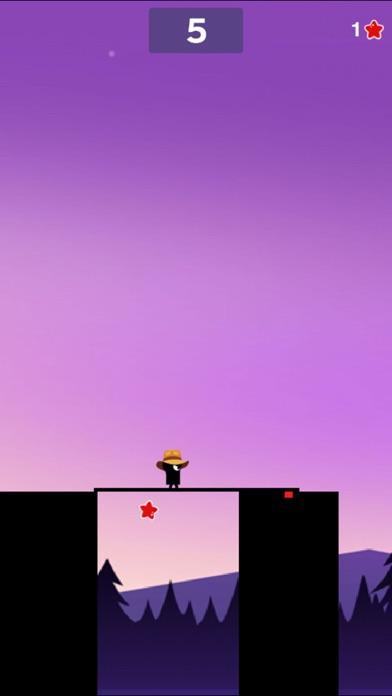 Super Stick Man Run 2-Ninja  jump fruit hero free game screenshot one