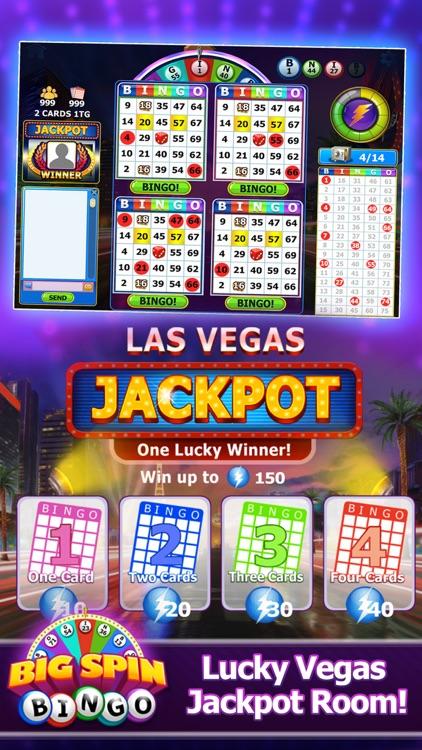 Big Spin Bingo|Best Bingo Game screenshot-6