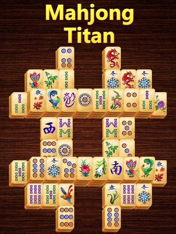 Mahjong Titan: Majong на iPad