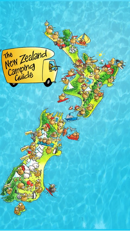 NZ Camping Guide