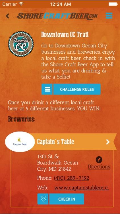 Shore Craft Beer screenshot-3