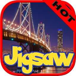 City Landscape Jigsaw - Learning fun puzzle game