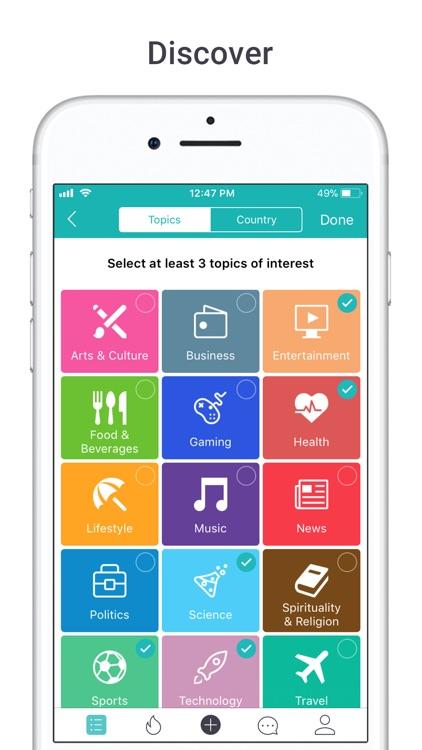 Baaz screenshot-0
