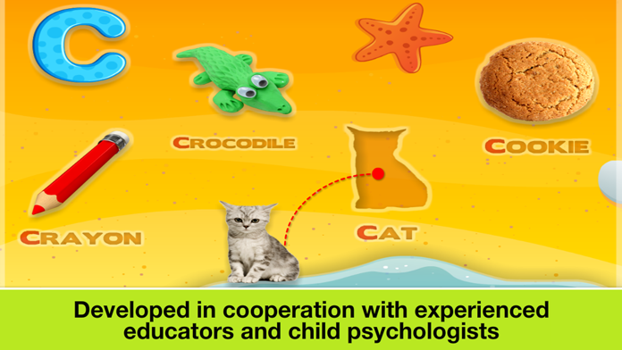 Alphabet Aquarium, ABCs Learning, Letter Games A-Z Screenshot
