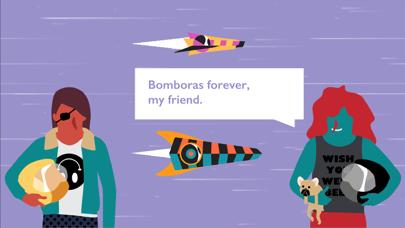 Screenshot from Bomboras Forever