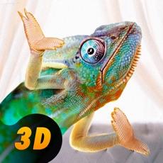 Activities of Chameleon Home Lizard Sim