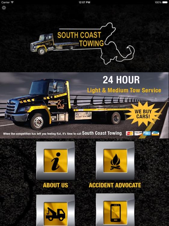 South Coast Towing HD by Brian Thomas