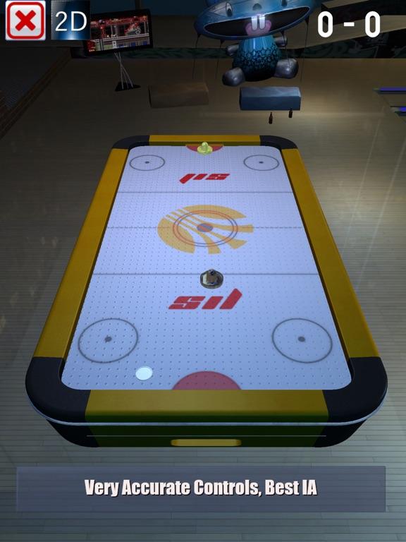 Real 3D Air Hockey Pro screenshot 7
