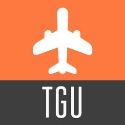 Tegucigalpa Travel Guide and Offline Street Map
