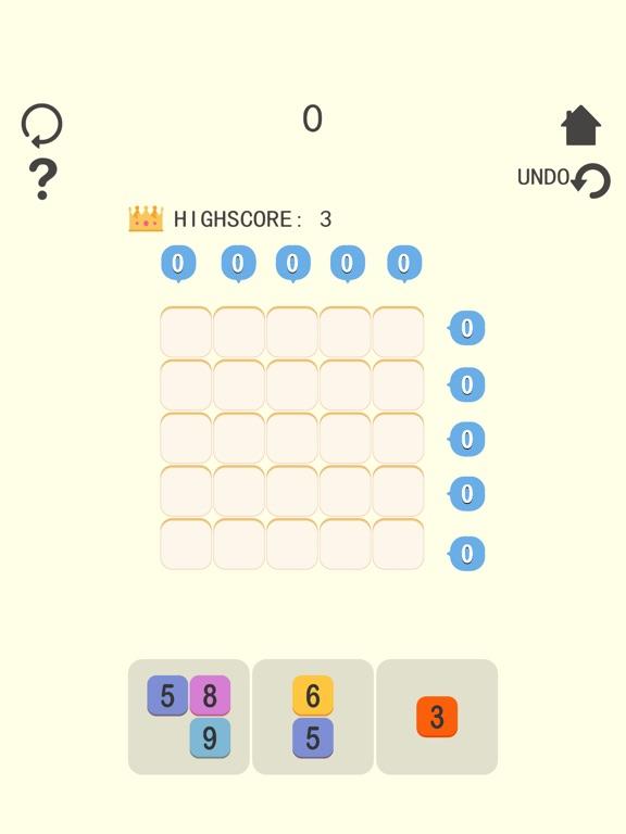 Screenshot 4 Lucky 21 Blocks !-crush games