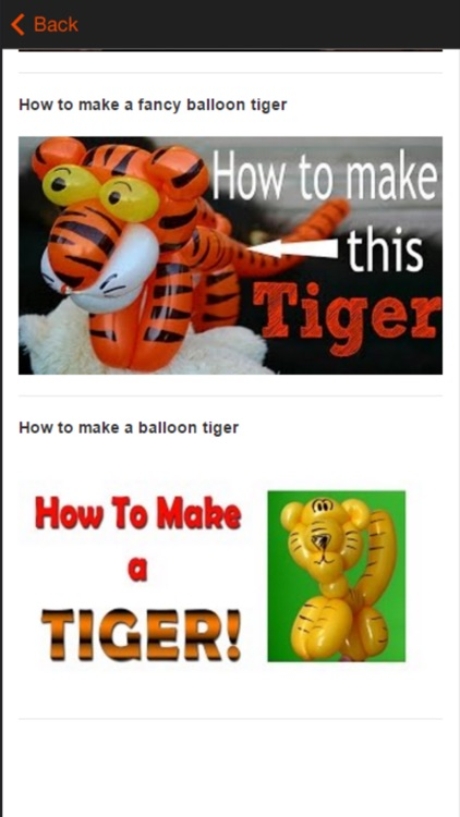 How to Make Balloon Animals screenshot-3