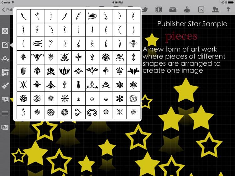 Publisher Star HD screenshot-0