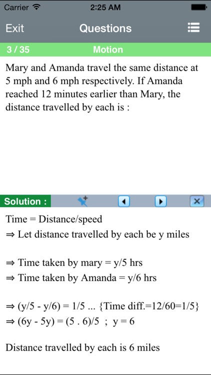 Word Problems for ACT® (math) screenshot-3
