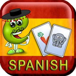 Spanish Baby Flash Cards - Learn to speak Español