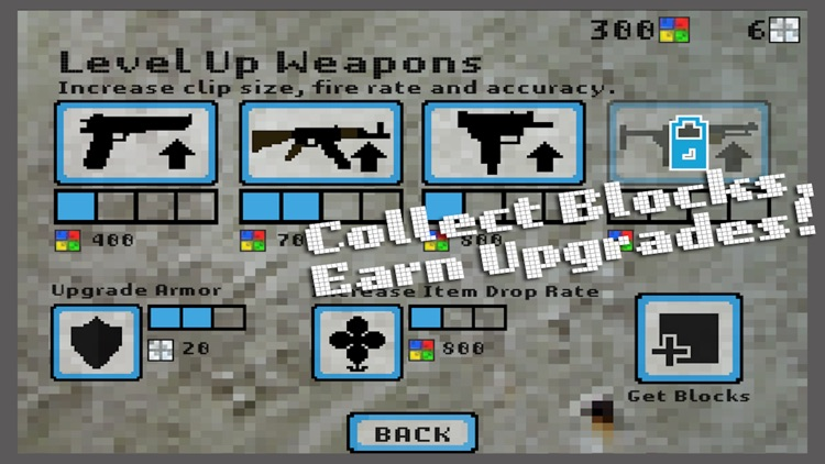 Block Gun 3D - Free Pixel Style FPS Survival Shooter screenshot-4