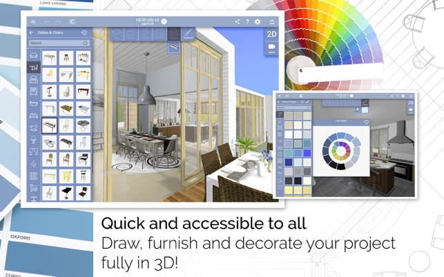Home Design 3D on the Mac App Store