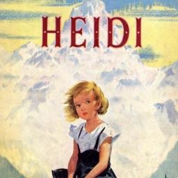 Heidi - Johanna Spyri.