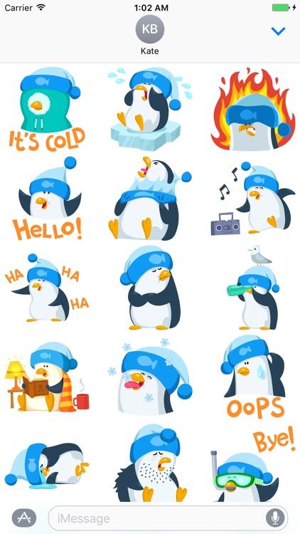 PenguinMoji Pro