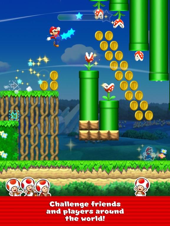 Super Mario Run iPad