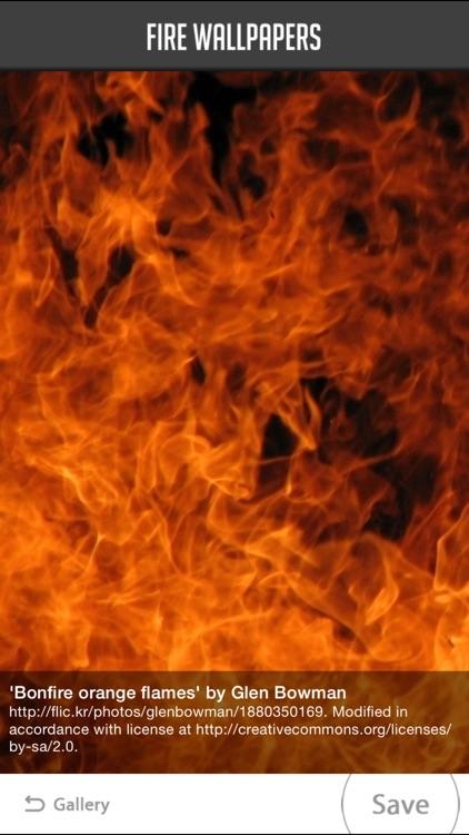 Fire Wallpaper screenshot-4
