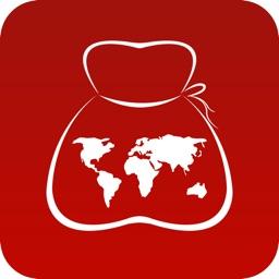 红包地图 - 分享我、传递我、精彩我