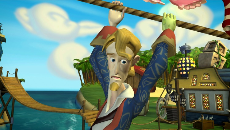 Monkey Island Tales 1 screenshot-4