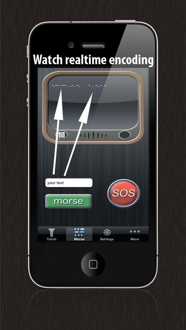 Screenshot for Lommelygte & Morse Utility in Denmark App Store