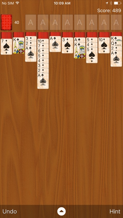 Spider Solitaire Classic screenshot-1