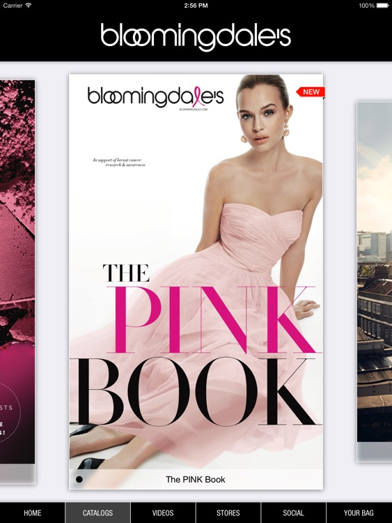 Bloomingdale's iCatalog screenshot-0