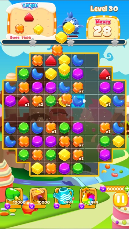 Cookie Crush - 2016 of Candy Match 3 Games screenshot-4