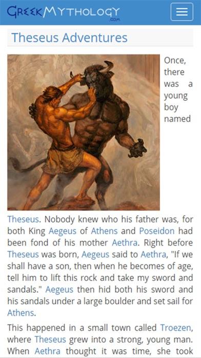 Greek Mythology Pro screenshot two