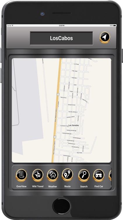LosCabos Offline maps & Navigation