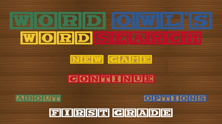 Word Owls WordSearch 1st Grade by Avrin Ross